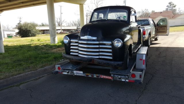 1952 Chevrolet Other Pickups 5WINDOW