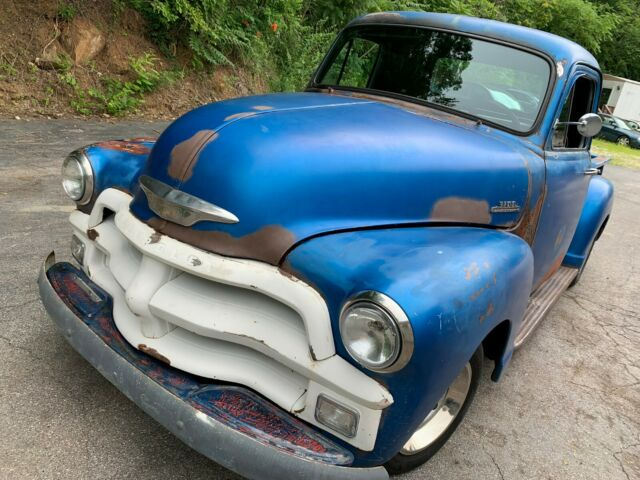 1954 Chevrolet Other Pickups 3100 Shortbed Kickass Rat Rod Shop Truck