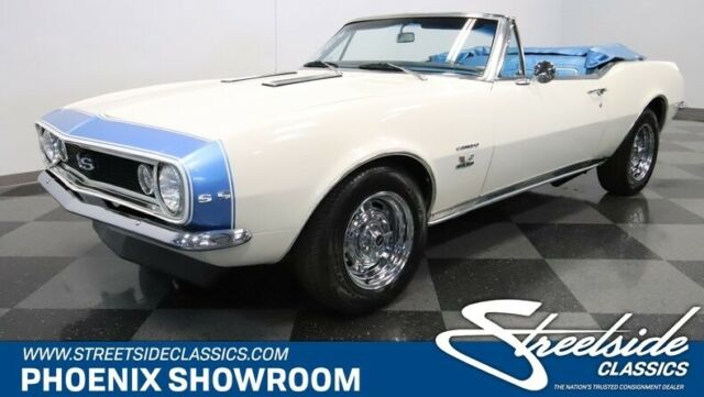 1967 Chevrolet Camaro SS 396 Tribute Convertible