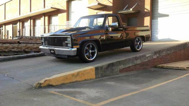 Chevy C10 Silverado Short Bed LS1 Swapped for sale: photos