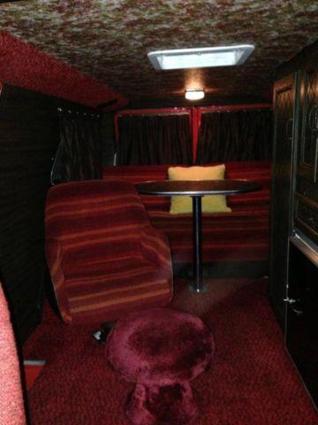 Chevy Chevy Van Boogie Van Vannin S Custom Van