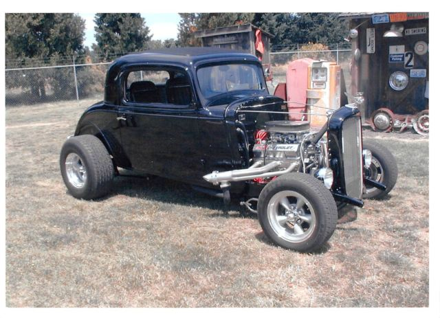 1933 Chevrolet Other 3 Window Coupe