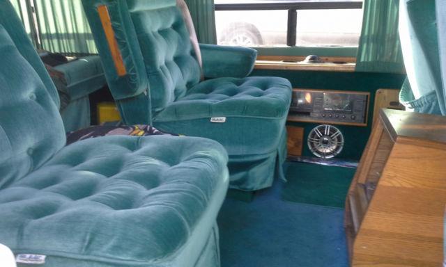 Chevy G20 conversion custom van for sale: photos, technical