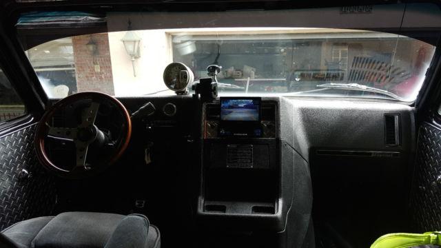 Chevy G30 Pathfinder Conversion 4x4 Van For Sale  Photos