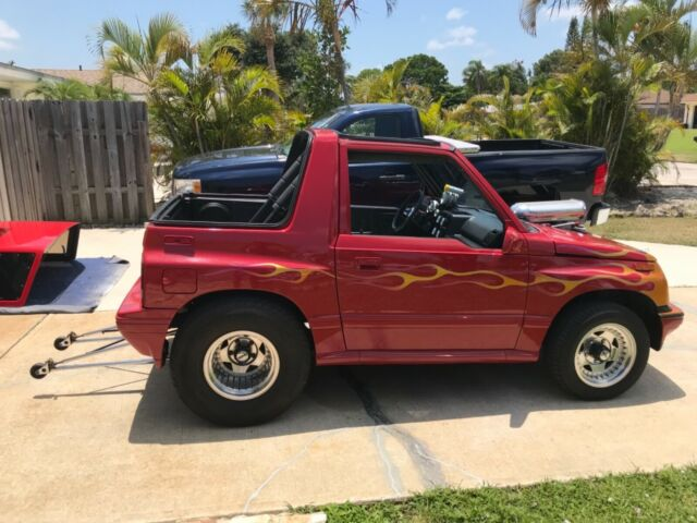 Chevy Geo Tracker Pro Street For Sale Photos Technical