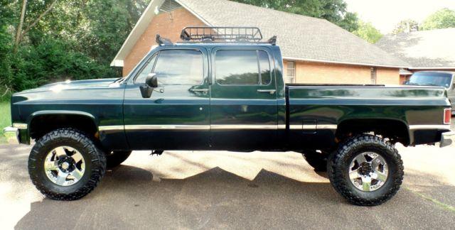 Chevy 3 3 >> Chevy K30 3 3 5 9 Cummins Diesel Swap 3500 4x4 Truck C K K 30 K10 Hd