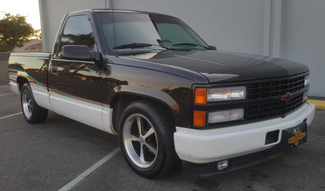 1993 Chevrolet C/K Pickup 1500 Silverado INDY OFFICAIL PACE TRUCK
