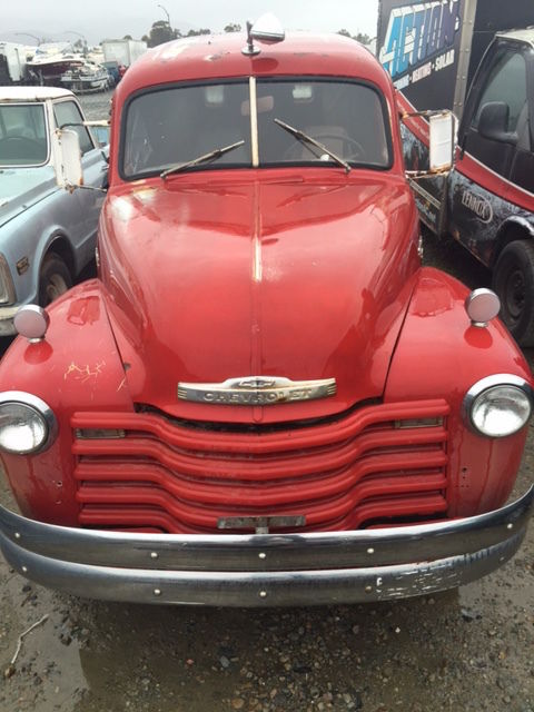 1950 Chevrolet Other Pickups Van-Truck