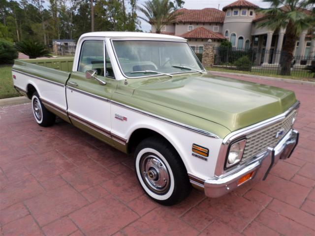1972 Chevrolet C-10 FREE SHIPPING!