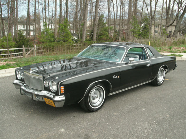 Chrysler Cordoba T Top For Sale Photos Technical