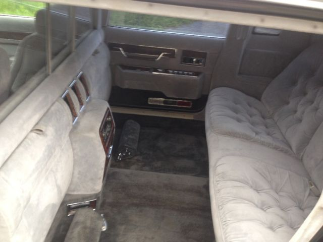 Chrysler Executive Limousine For Sale Photos Technical