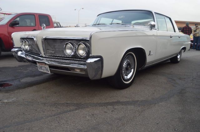 1964 Chrysler Imperial All original Excellent