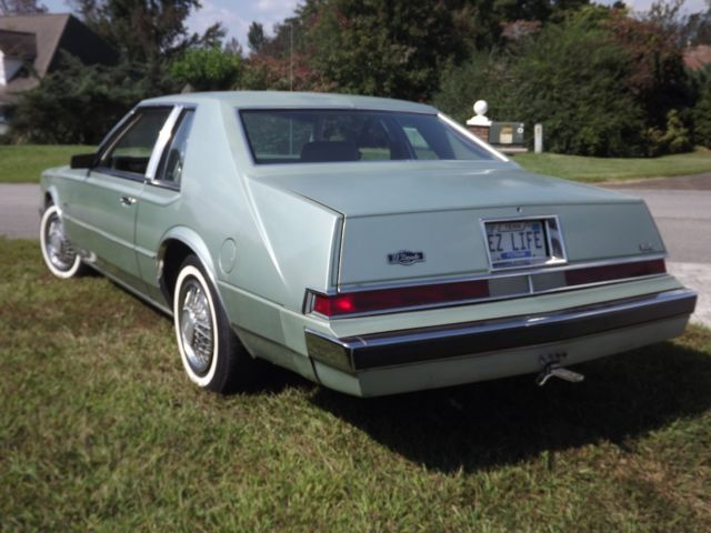1981 Chrysler Imperial Mark Cross