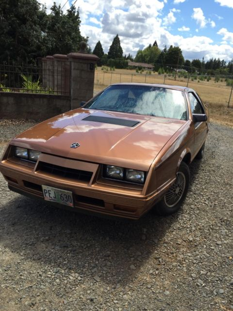 1984 Chrysler Other XE