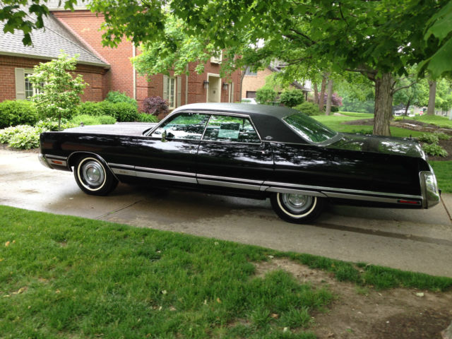 Chrysler New Yorker Brougham For Sale Photos Technical