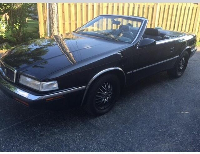 1990 Chrysler TC Maserati