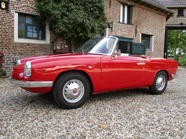 1961 Other Makes Cisitalia Abarth