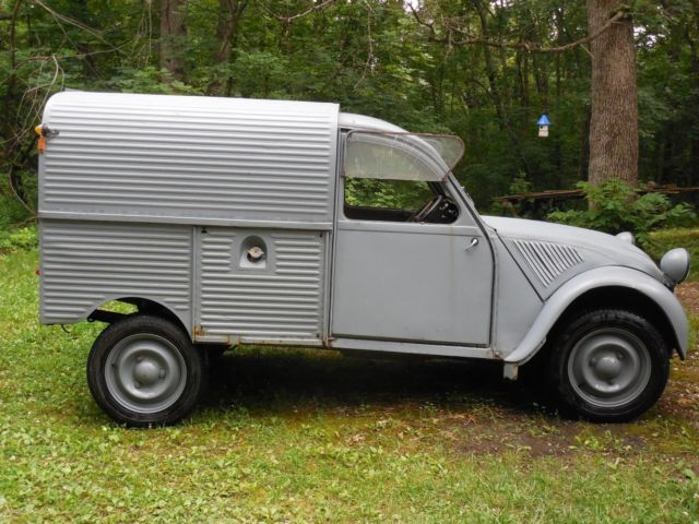 1960 Citroën Other