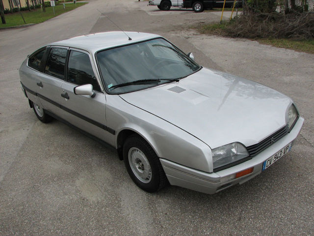 1980 Citroën Other Rare CX 25 Diesel TRD Turbo II 120 hp