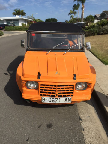 1974 Citroen Other Mehari