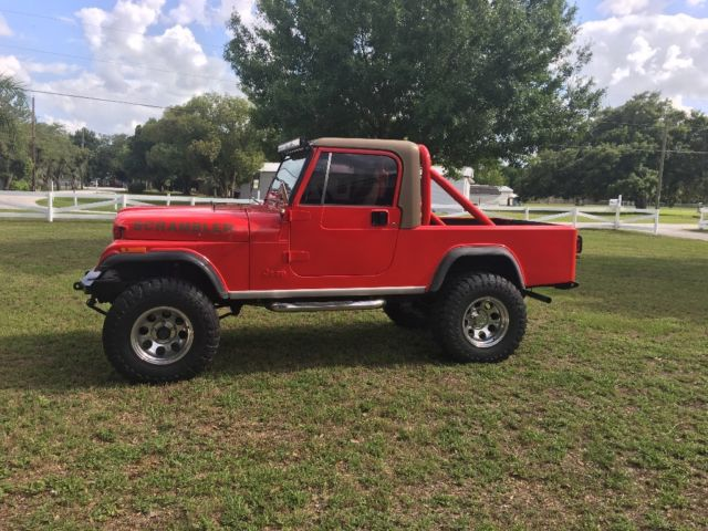 1982 Jeep Other CJ8