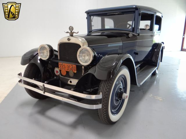 Classic 1927 nash special six model 333 for sale photos for 1927 nash 4 door sedan