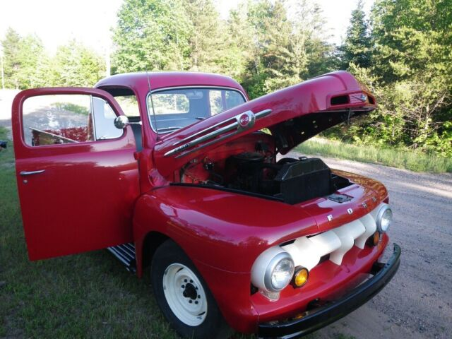 Classic Ford F Truck on 1952 Ford F3 Pick Up