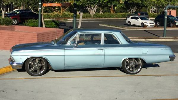 1962 Chevrolet Bel Air none