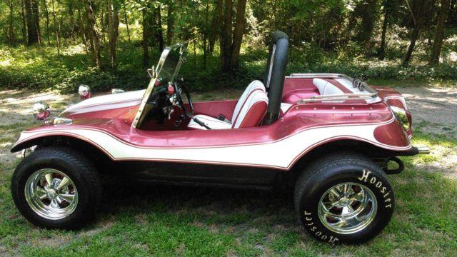 Dune Buggy Vw Beetle >> Classic 1967 VW Dune Buggy W/ Allison Fiberglass Body, Mileage unknown. for sale: photos ...