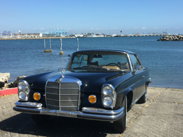 1969 Mercedes-Benz 200-Series Classic 280SE Coupe W111