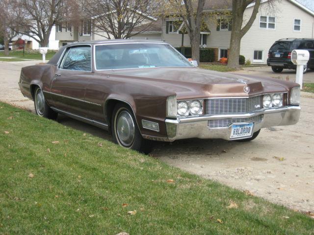 b5593989bcc Classic 1969 Cadillac Eldorado for sale  photos