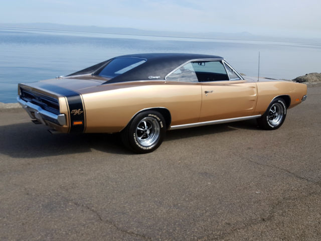 Ram Rt For Sale >> Classic 1969 Dodge Charger RT 440 V8! Stunning Restored ...