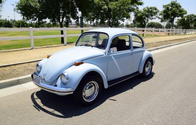 1970 Volkswagen Beetle - Classic Inspected-Serviced-EXTRA CLEAN-No Reserve