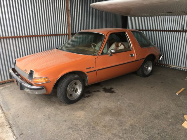 1976 AMC Pacer Deluxe