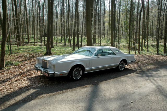 1977 Lincoln Continental Cartier Edition
