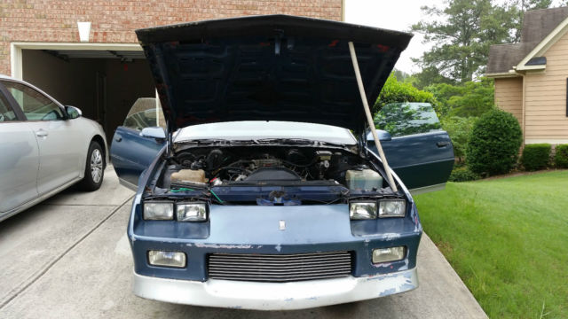 1985 Chevrolet Camaro T-Top