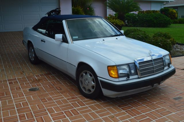 Classic 1993 mercedes benz 300ce convertible 2 door low for Low price mercedes benz