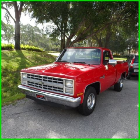 1986 chevy c10 long bed specs
