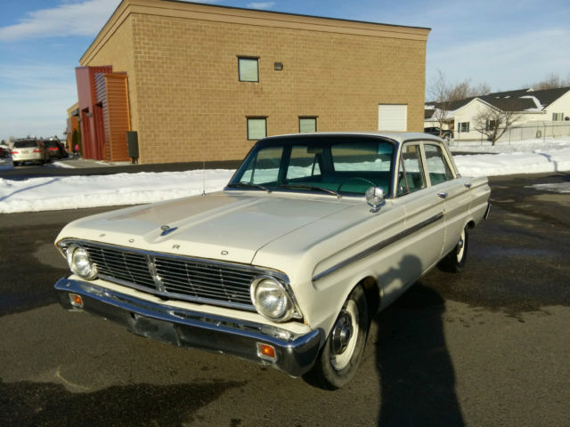 1965 Ford Falcon Base