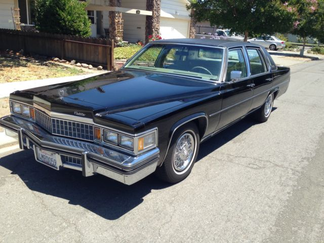 1978 Cadillac Brougham Fleetwood Brougham