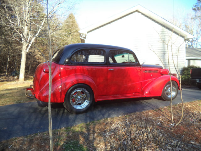 Classic car 2 door sedan chevrolet for sale photos for 1938 chevy 2 door sedan for sale