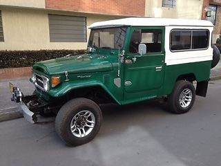 1980 Toyota Land Cruiser