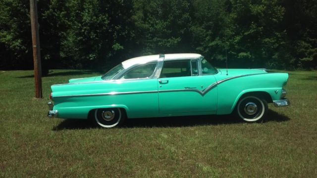 1955 Ford Crown Victoria Crome