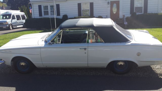 1963 Plymouth Other signet 200