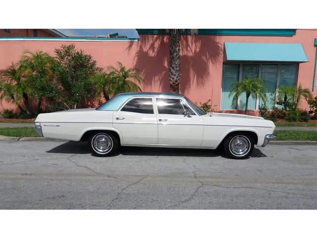 1965 Chevrolet Bel Air/150/210 4 DOOR