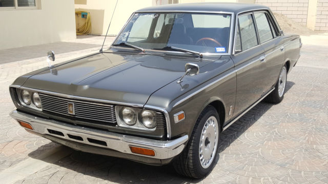 1971 Toyota Other 4 door