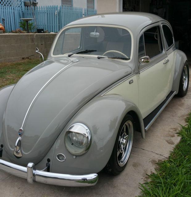 Vw Bug Engine Case For Sale: Classic Custom 67 Beetle For Sale: Photos, Technical