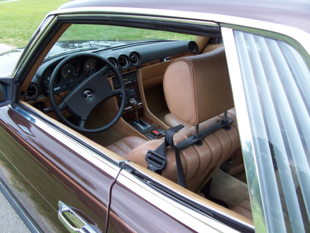 1981 Mercedes-Benz Other 380 SLC