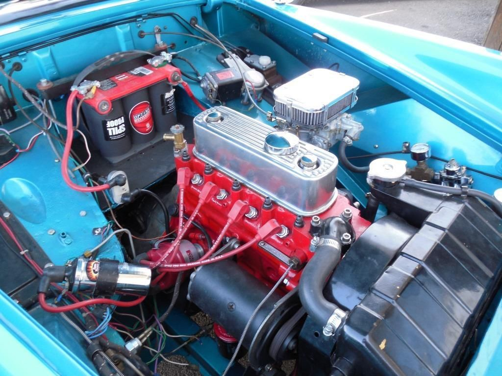 Classic Excellent Condition 1963 Austin Healey Sprite MK II for