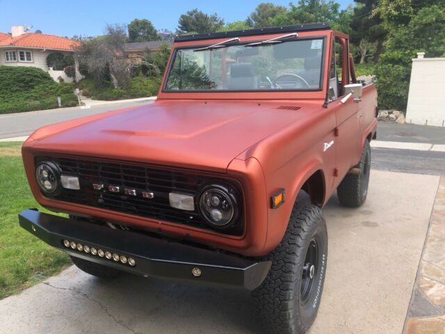 Ford Bronco 2016 Price >> Classic Ford Bronco for sale: photos, technical specifications, description
